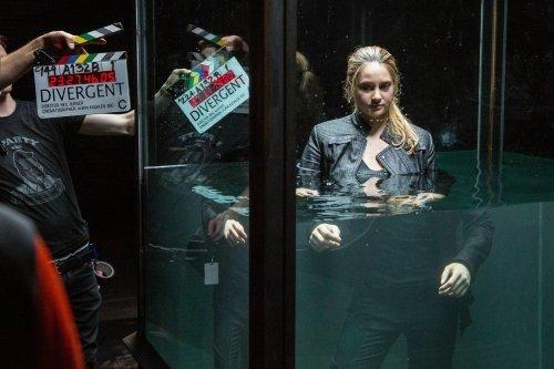 Une premiere image de Making Of Divergente
