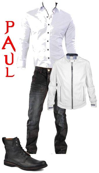 Vêtement de Paul pour le chapitre 1 !