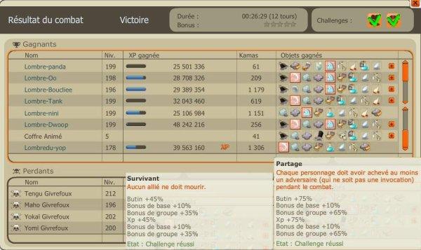 Nouvelles ! Achat turquoise x2 +14 Fuji givrefoux, renouveau de la Team, vente et Craft news items !