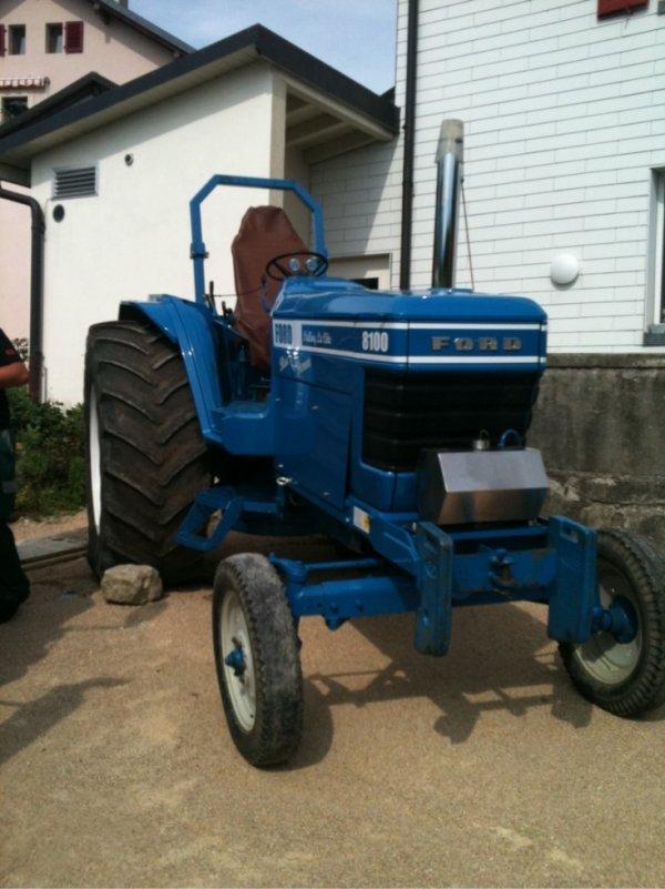 expo vieux tracteur