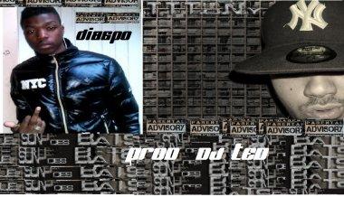 Le SoN dEs BaTs vol.1 / freestyle feat diaspo  prod: DJ TED  ' Le SoN DeS  BaTs vol1 'prochainement dispo'  (2011)