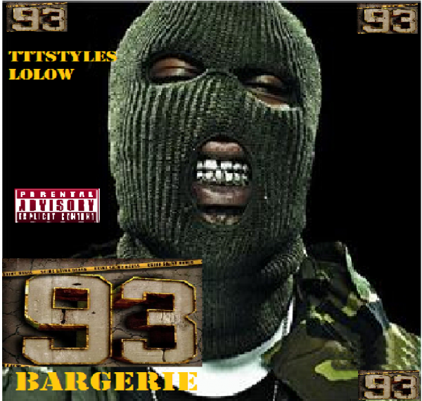 93bargerie mixtape vol.1 / theck ca remix dj ttt (2013)