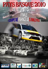 Finale des Rallye Pays Basque