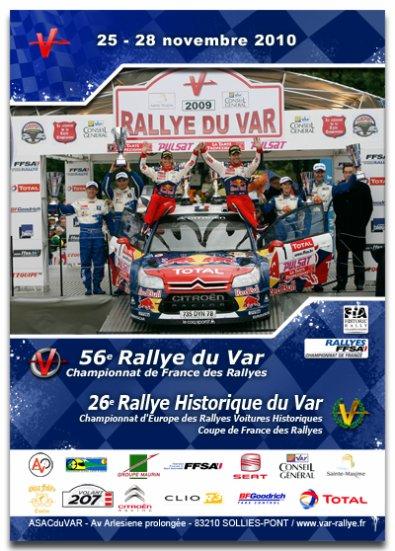Rallye du Var 2010