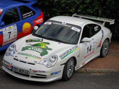 Rallye de matour 2011
