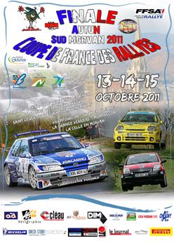 Finale des rallye autun 2011