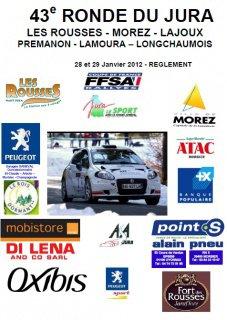 Rallye Ronde du Jura 2012