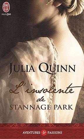 L'insolente de Stannage Park