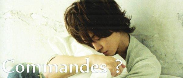 → Commandes ←