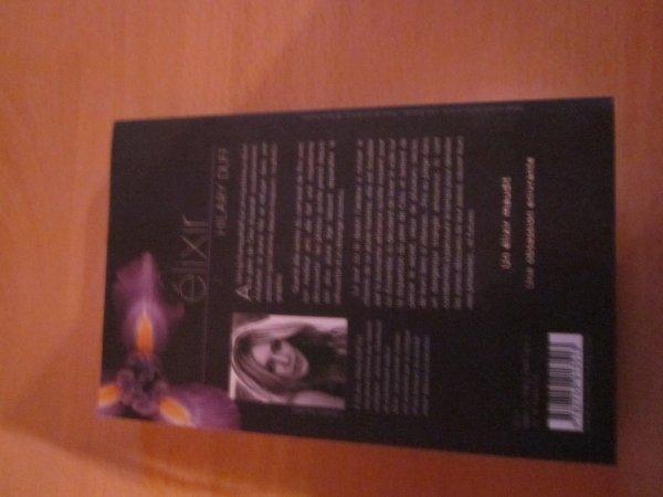 Livre Elixir by Hilary Duff