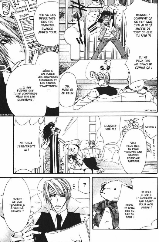Junjou Romantica Tome 1 part 4