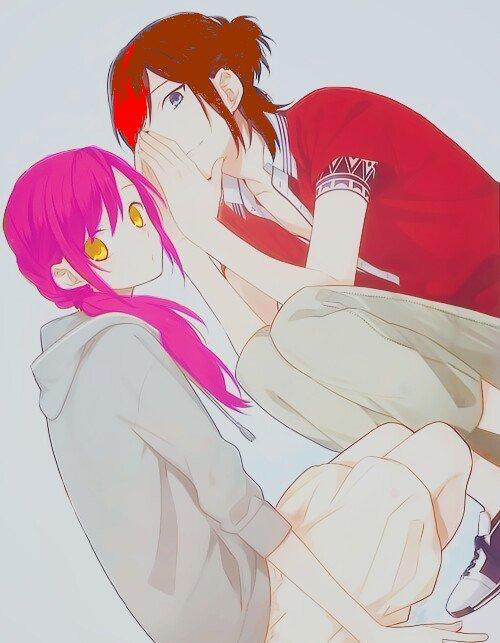 Collab avec Yuri-Chaele.