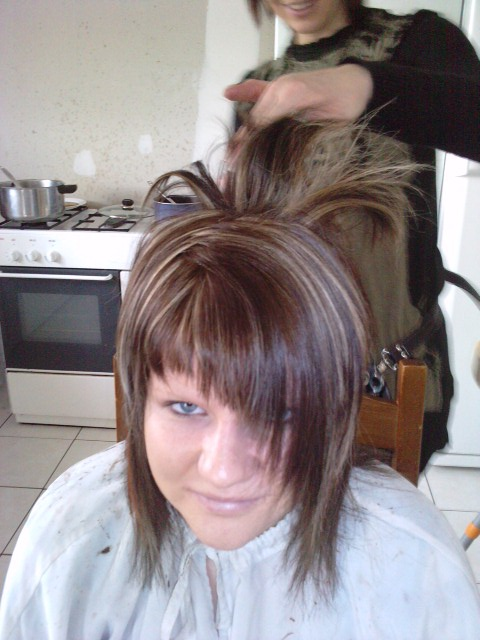 seance coiffure