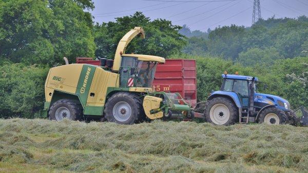 Ensilage d herbe 2013