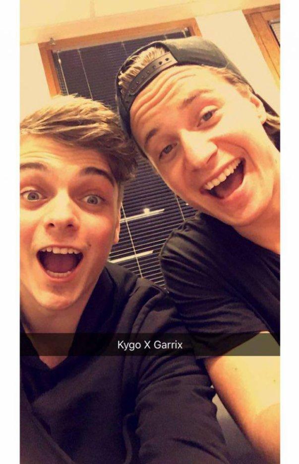Martin Garrix en collaboration avec Kygo
