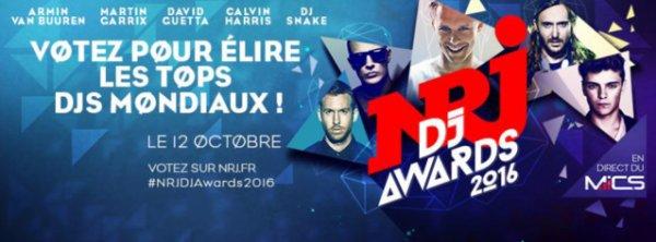 Martin Garrix ouvre les votes des NRJ DJ Awards 2016