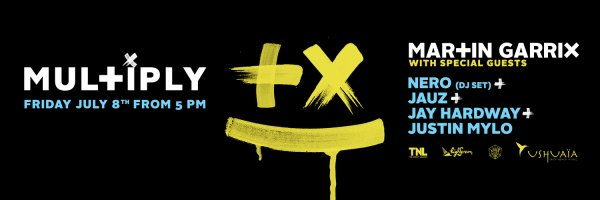 Martin Garrix - Multiply à Ushuaia Ibiza
