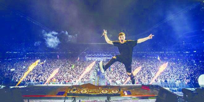 Martin Garrix est entré dans le top des DJs les plus riches
