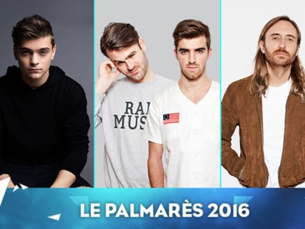 Martin Garrix remporte la compétition des NRJ DJs Awards 2016