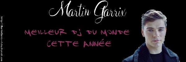 """Martin Garrix a été élu n°1 """"Meilleur DJ du monde"""" dans le top 100 DJ Mag"""