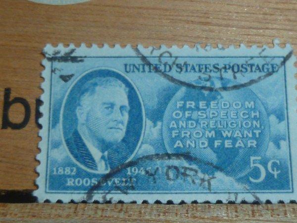 Lot de timbres