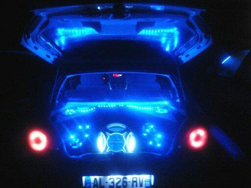 Voici la voiture du Président : une Fiat bravo