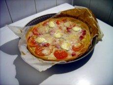 Recette de la pâte à pizza pour 2 personnes