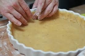 Le secret d'une bonne pâte à tarte