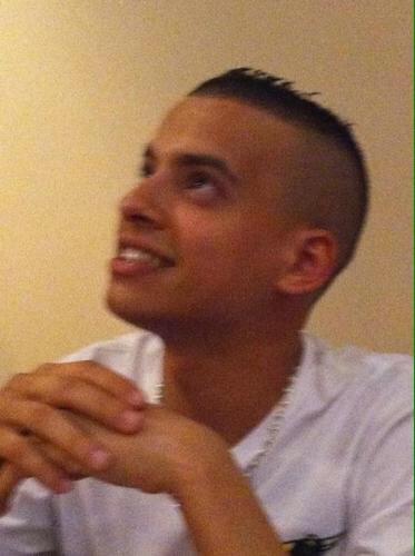 Samir Dagadir qui a tjrs le sourire