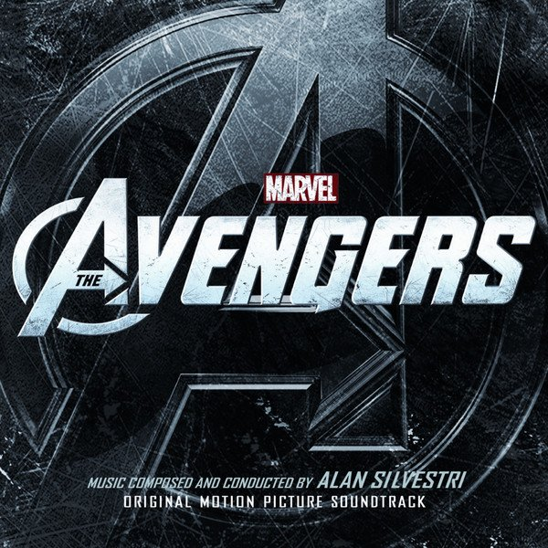 The Avengers Original Motion Picture Soundtrack  / The Avengers Theme  (2012)
