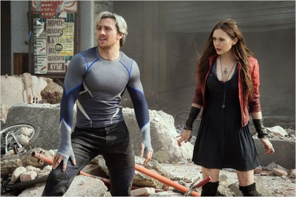 Avengers : L'ére d'Ultron