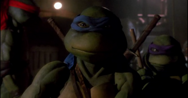Les Tortues Ninja 1990
