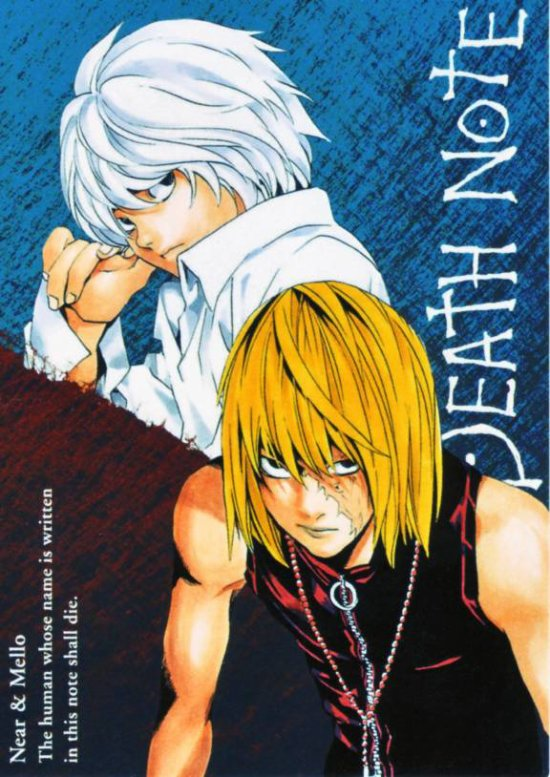 Death note: Near et Mello