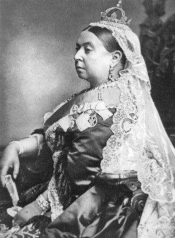 Victoria, reine d'Angleterre