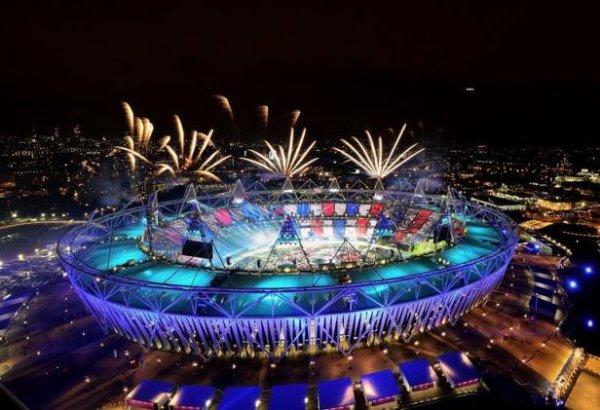 L'ouverture des JO 2012 à Londres !