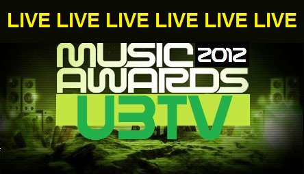 UBTV Music Awards 2012 : Le Live