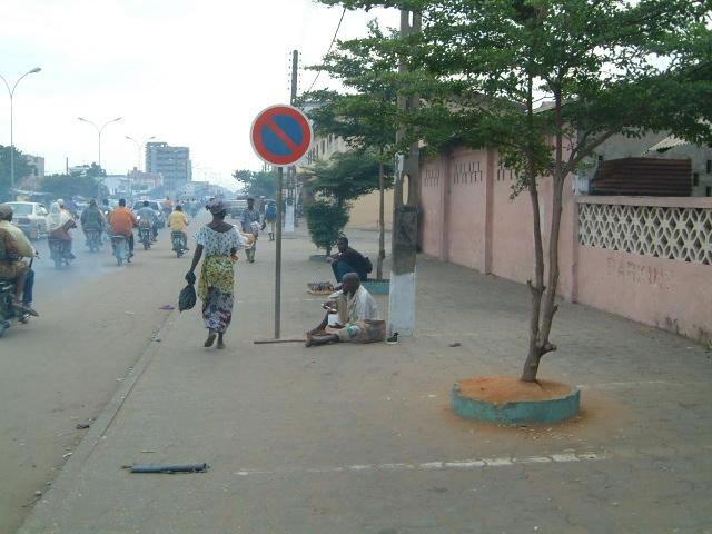 mais voyage en afrique