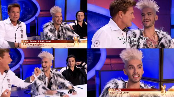 Tokio Hotel : Bill et Tom Kaulitz jury de la Nouvelle Star en Allemagne ?