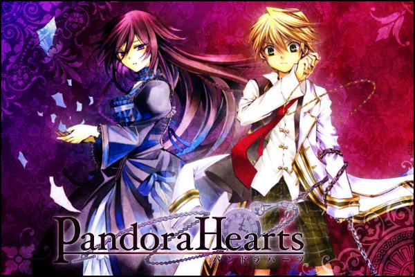 shonen pandora hearts □■□■□■