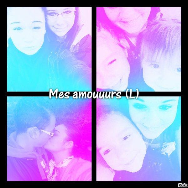 Mes bébés♥