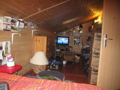 ma chambre aggrandit *_*