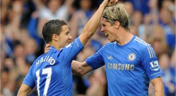 "Torres: ""Un privilège de jouer avec Hazard"""
