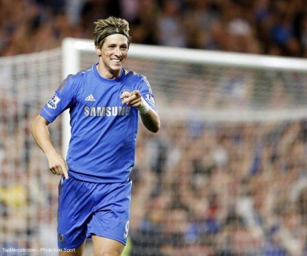 Parole à la défense pour Fernando Torres !
