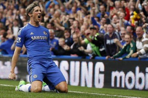 Torres retrouve l'Atletico