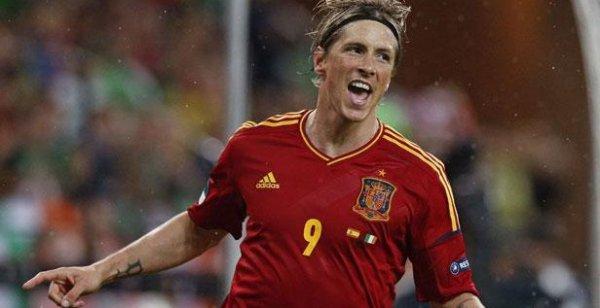 Roja: Fernando Torres se sent chanceux