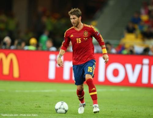 Espagne : Ramos félicite Torres... et Iniesta !