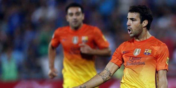 Le Barça ne s'arrête pas