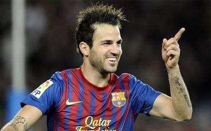 Barça : la photo dossier de Fabregas