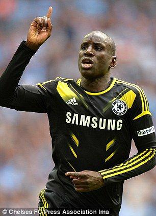 Jouez-moi et Torres à l'avant ... nous allons les explose Chelsea retour dans la Ligue des Champions, insiste Ba