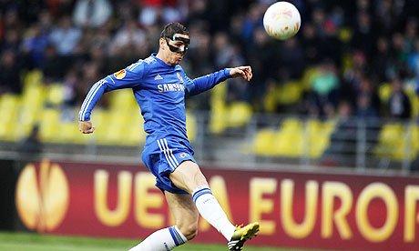 Fernando Torres prend une voie européenne vers le centre de Chelsea